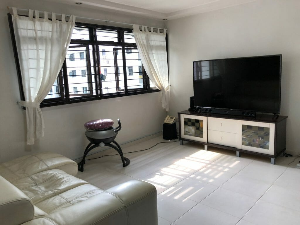 Selling Mr V 5 room flat