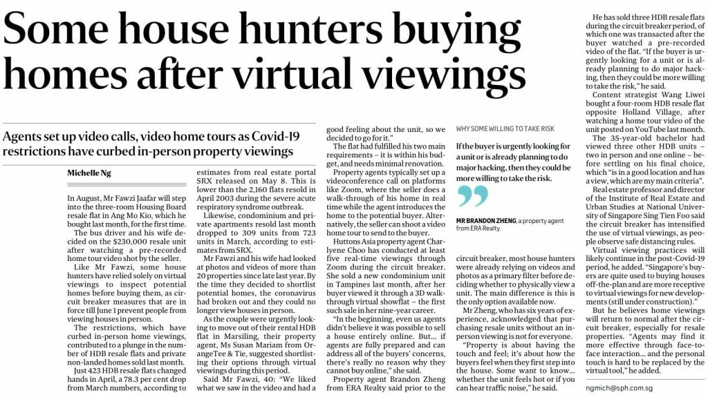 House Hunters Buying Homes with Virtual Viewings